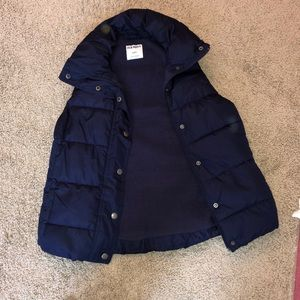 Puffer vest size small